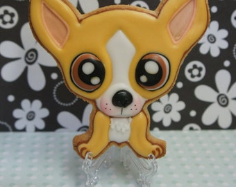 Chihuahua - designed by Montreal Confections