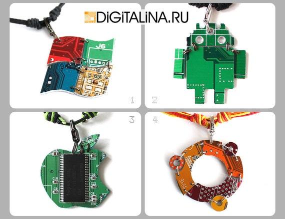 Windows, Android, Apple, Ubuntu pendants