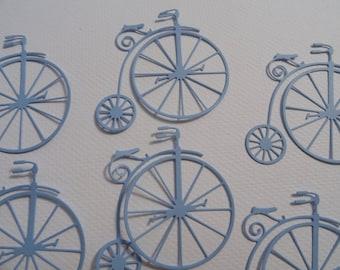 Vintage Bicycle Die Cuts