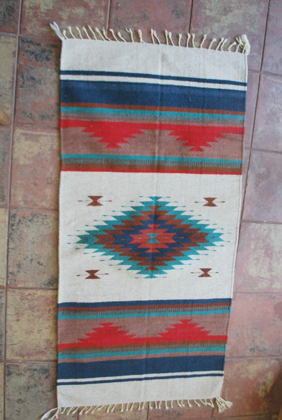 Vintage Navajo Rug Sale Was 150 Now 100