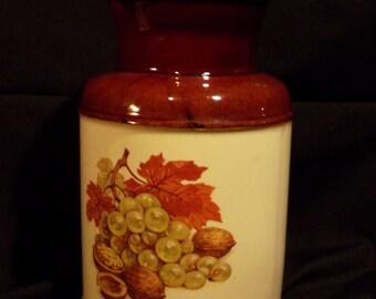 McCoy Fruit Harvest (Large) canister.