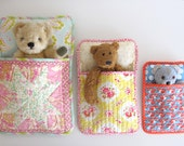 The Three Bears' Sleeping Bag PDF Pattern (also suitable for dolls and soft toys)