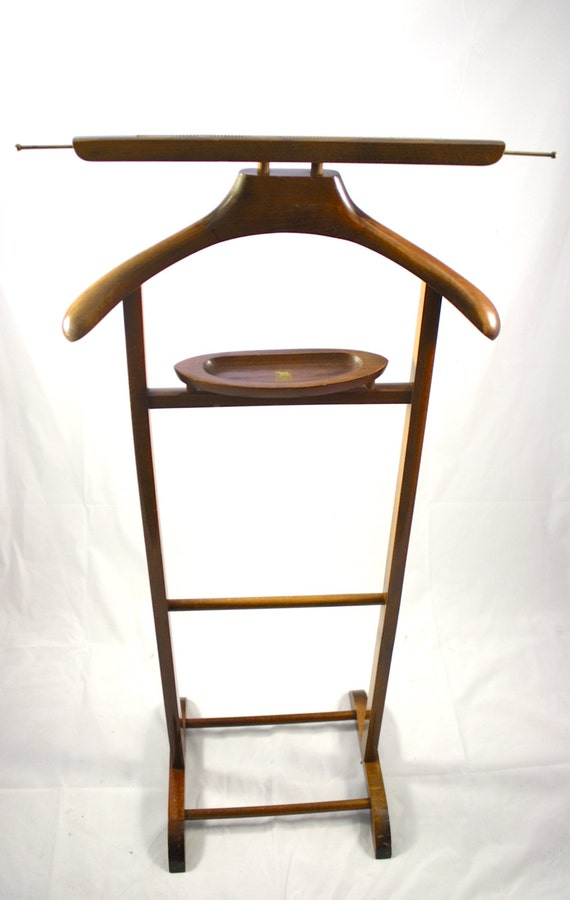 Vintage mens valet stand made in italy spqr for Made com italia