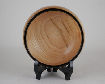 Wood Bowl - Hand Turned American Elm