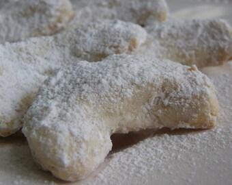 Italian Wedding Cookies - 2 dozen