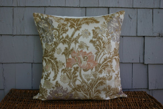 Throw Pillows In Clearance : CLEARANCE Floral Print Decorative Throw Pillow 18 by Pillowcessory