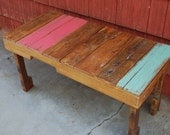 Pallet Furniture Pallet Benches