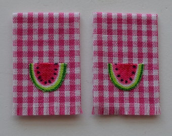 Watermelon Dish Towels