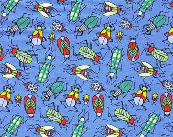 Bugs for Jone Inc by Blend 1/2 yard