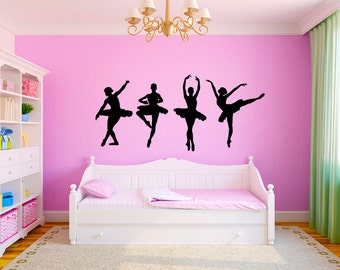 popular items for ballet decal on etsy