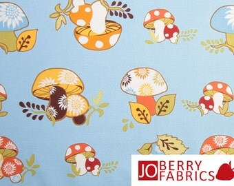 Better Gnomes & Gardens Fabric