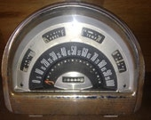 1952 Ford Country Line Wagon Speedometer