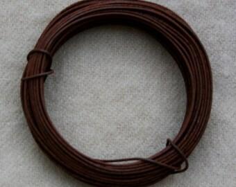 20 Gauge Rusty Wire
