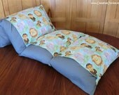 Pillow Bed, Jungle Friends Pillow Bed, Pillow Bed