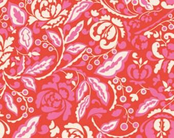 Fabric Taza 'Cynthia' Pink by Dena Designs for Free Spirit HALF YARD