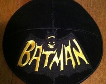 Batman - Yarmulke/Kippah