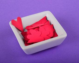 Red Heart Confetti - 50 pcs