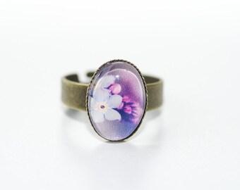 Delicate vintage ring
