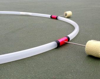 Standard 4-Wick Fire Hoop