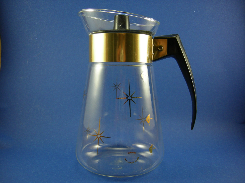 Coffee Maker Glass Pot : Vintage Corning Ware / Corningware Glass Carafe / Coffee Pot