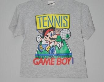 Super Mario RARE Tiny Top T-Shirt Crop Grunge Clubkid