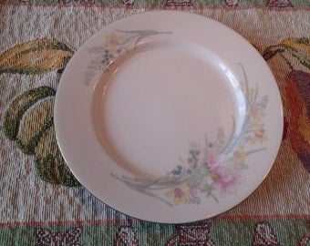 On Sale Jamestown China Floral Salad Plate