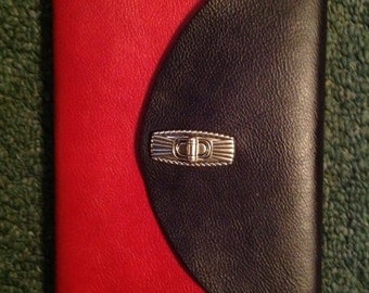 Leather Journal, refillable