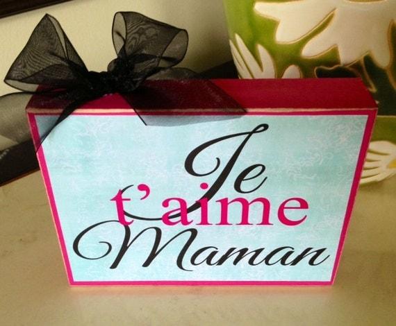 ich liebe dich mama franz sisch italienisch von signsoftheseason. Black Bedroom Furniture Sets. Home Design Ideas