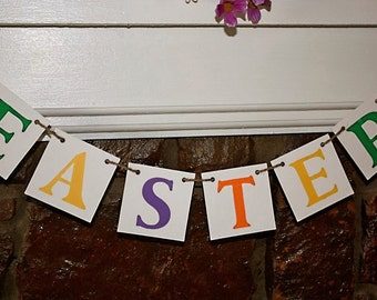 EASTER Banner for You Easter Party