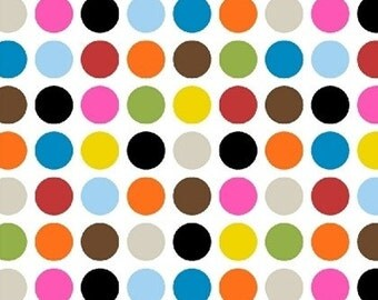1/2 yard Multi-dot from Windham fabrics