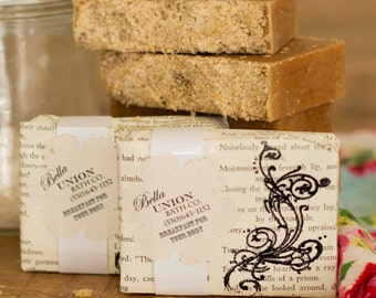 Breakfast For Your Body Handmade Goat's Milk Soap