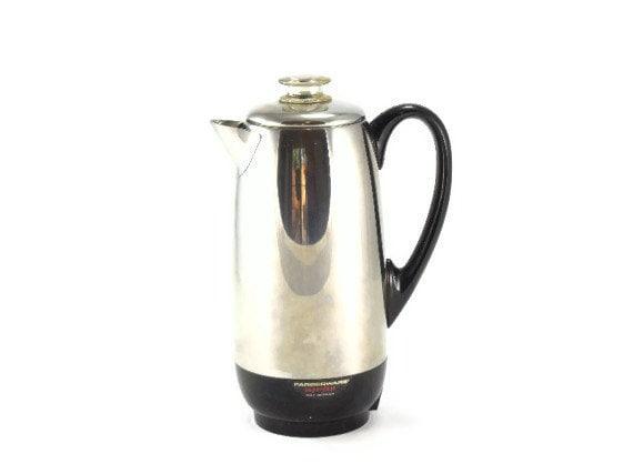 Farberware Electric Coffee Percolator Instructions