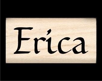Name Stamp - Erica