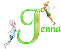 Fairies Tinkerbell Birthday Shirt - Front and Back Design