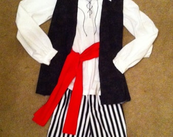 Pirate Boy Costume