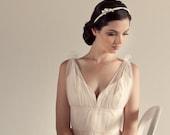 Bridal Rhinestone Headband, Pearl and Rhinestone headband - Be My Darling