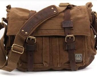 Camera Shoulder Bag Leather 46