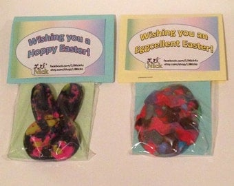 Easter Crayons - Choose Easter Bunny or Easter Egg