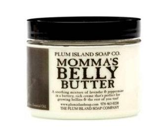 Momma's Belly Butter