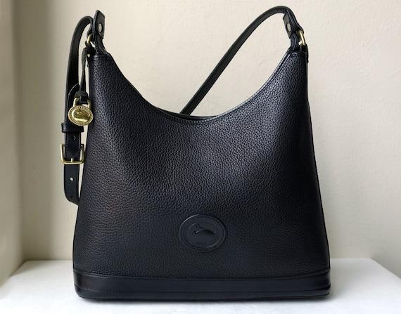 Dooney And Bourke Shoulder Bag Black 98