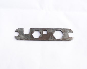 Rusty Old Wrench. Made in USSR. 1970s