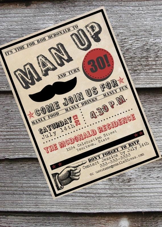 Male 18Th Birthday Invitations is nice invitation template