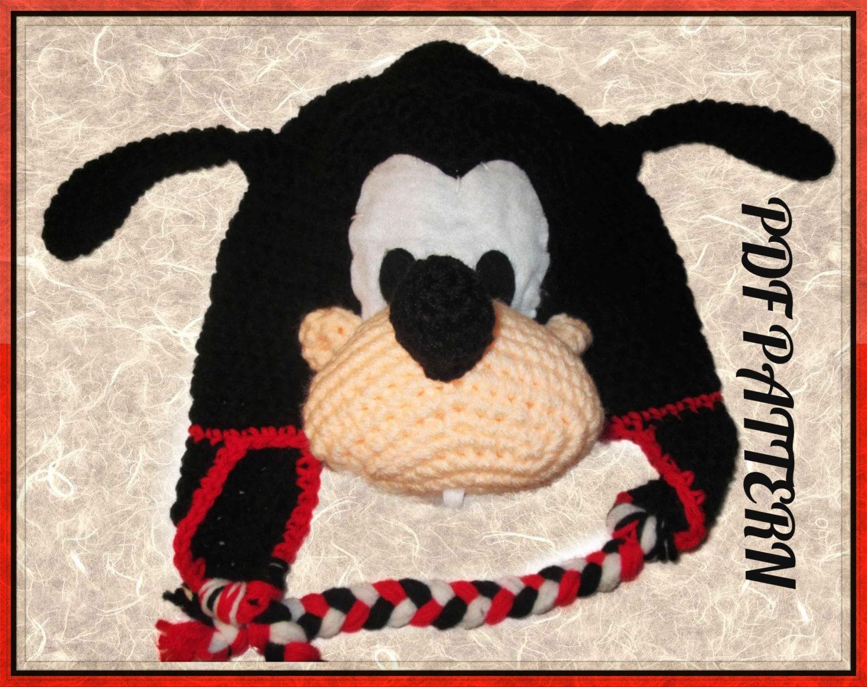 Crochet Pattern For Goofy Hat ~ Dancox for .