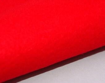 2 Felt Sheets, red (551)