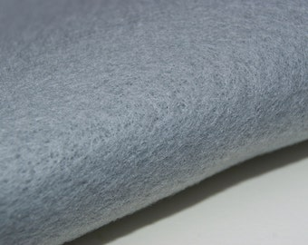 2 Felt Sheets, Gray (538)