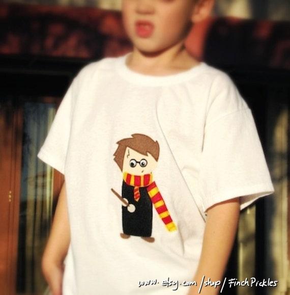 Kids clothes adorable Harry Potter Shirt
