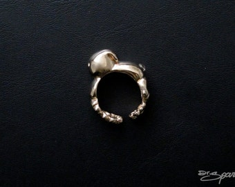 Pink Bunny ring