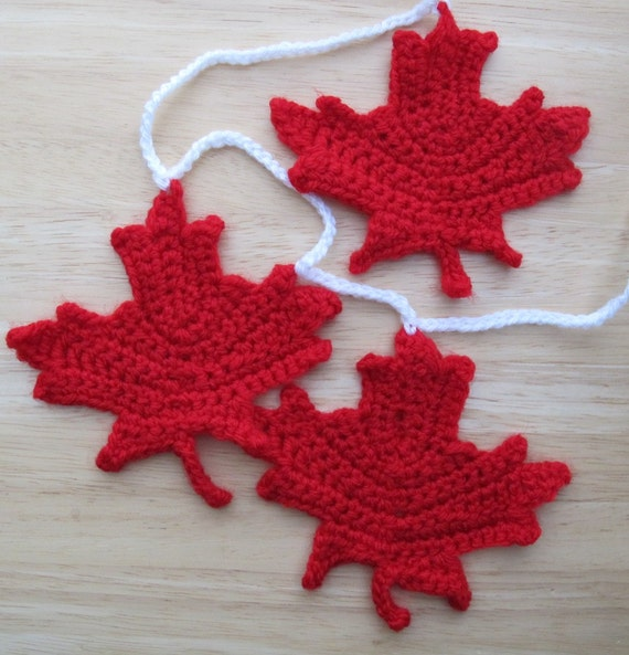 Knitting Websites Canada : Free knitting pattern canadian maple leaf theleaf