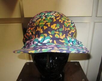 Batiked Hippie Hat