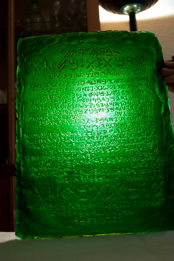 https://www.etsy.com/listing/125125351/emerald-tablet